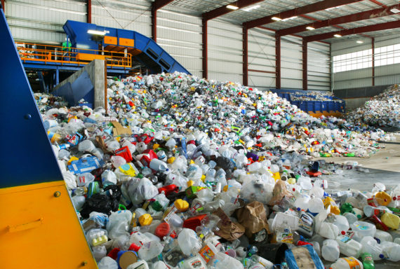 conseil municipal Royaume Uni fin tri dechets plastiques