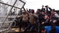 Encouragés par le laxisme de l'Europe et l'action des ONG, les «migrants» reviennent encore et toujours dans le nord du Maroc