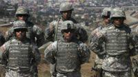 Trump prépare la défense de la frontière des Etats-Unis à l'approche d'une caravane de 4.000 «migrants»