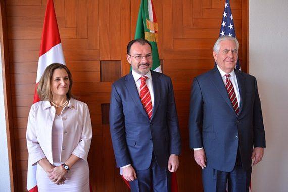 nouveau traité NAFTA mondialisme Etats Unis Canada