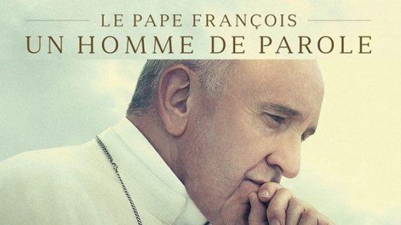 pape Francois homme parole film Wim Wenders