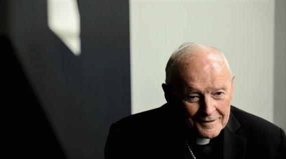 rumeurs inconduite homosexuelle McCarrick 1994 cardinal Agostino Cacciavillan