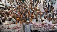 Asia Bibi prisonnière du Pakistan: innocentée, elle a servi de monnaie d'échange pour l'accord avec les islamistes