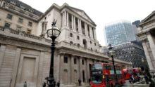 La Banque d'Angleterre menace de remonter ses taux en cas de Brexit sans accord