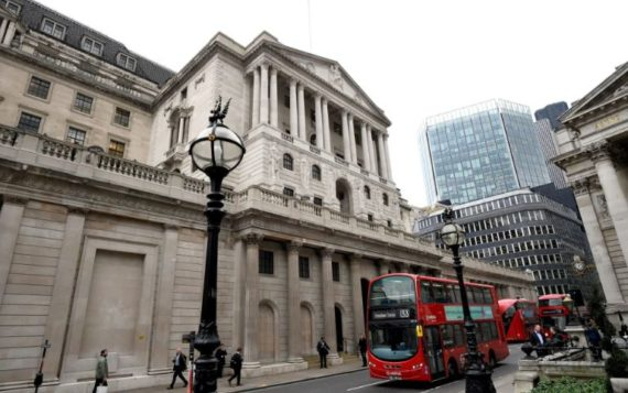 Banque Angleterre menace remonter taux Brexit sans accord