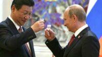La Chine et la Russie voient s'étendre les possibilités de coopération