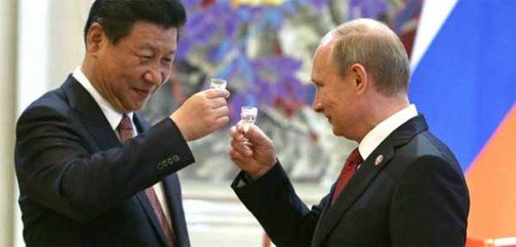 Chine Russie étendre possibilités coopération