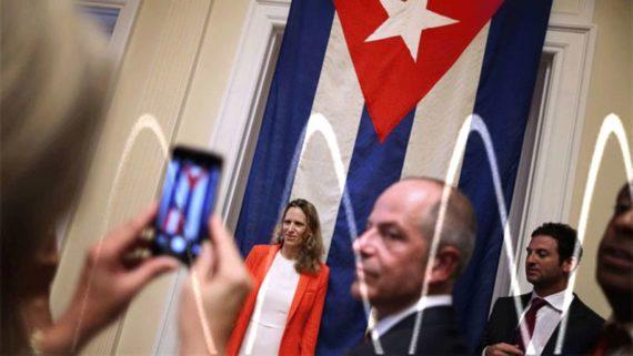 Cuba Chine sons sourds vomissements diplomates attaques cérébrales