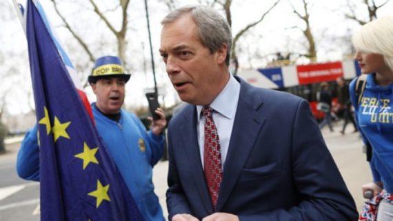 Echec Brexit Nigel Farage Conjuration UE article 50