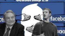 """Le """"New York Times"""" s'en prend aux pratiques de Facebook, Zuckerberg répond en assurant de son énorme respect pour Soros"""