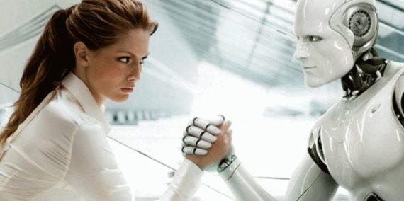 IA Robots humains