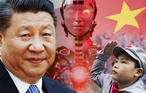 IA militaire Chine enfants robots