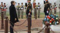 Macron en itinérance mémorielle jusqu'au 11 novembre: de Paris à Bruxelles en passant par Berlin