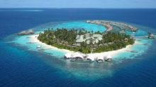 Maldives : la montée des eaux pourrait les aider à gagner de la hauteur