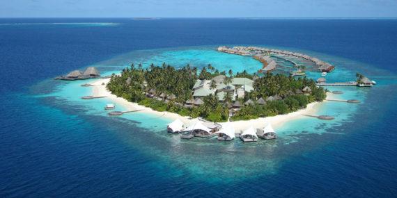 Maldives montée eaux gagner hauteur