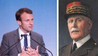Polémique Pétain: Macron face au pouvoir totalitaire qui l'a fait