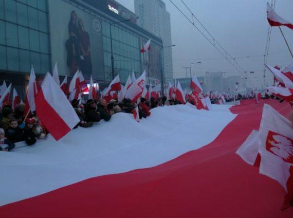 Pologne Marche Indépendance attachement