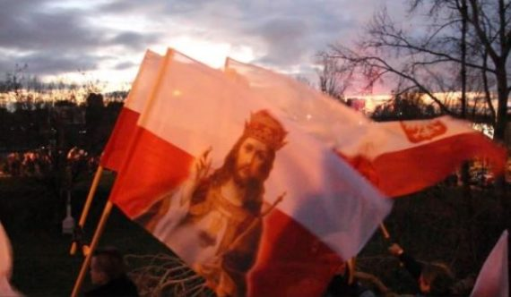Pologne Marche Independance