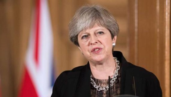 Royaume Uni Brexit May accord en vue