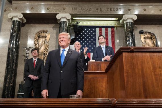 Trump Sénat chambre représentants démocrates