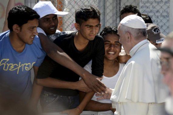 pape Francois missionnaires scalabriniens migrants batisseurs nations