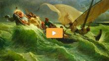 Sermon de l'abbé Beauvais sur la tempête
