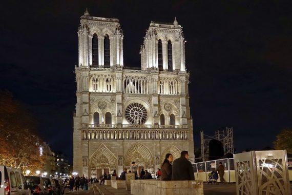Notre Dame… un an après…