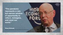 """Initiative """"The Great Reset"""": le Forum de Davos, le prince Charles et autres mondialistes veulent une réinitialisation de l'économie «post-COVID»"""